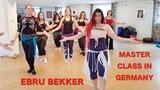 Ebru Bekker Master Class in Germany - Tabla Solo