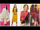 Latest Top Stylish Casual Dress Designs Collections For Girls 2018 19Latest Fashion