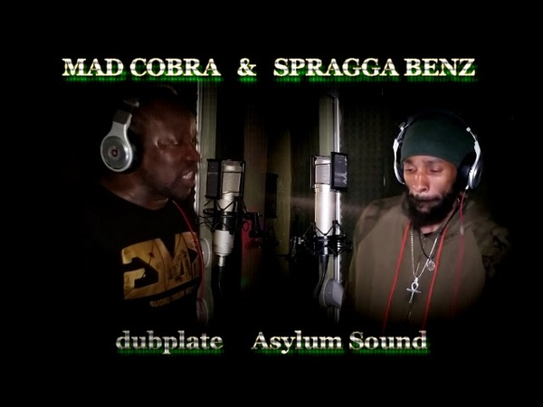 MAD COBRA SPRAGGA BENZ dubplate {Asylum Sound} @ dainjamentalz u$a 4