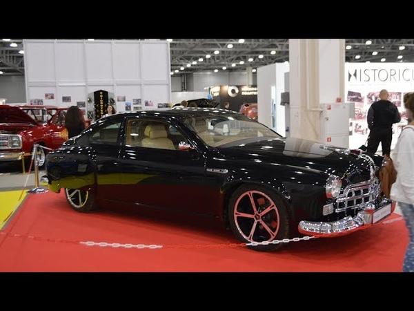 Бентли ОТДЫХАЕТ! ЗИМ купе на базе BMW 745Li E66