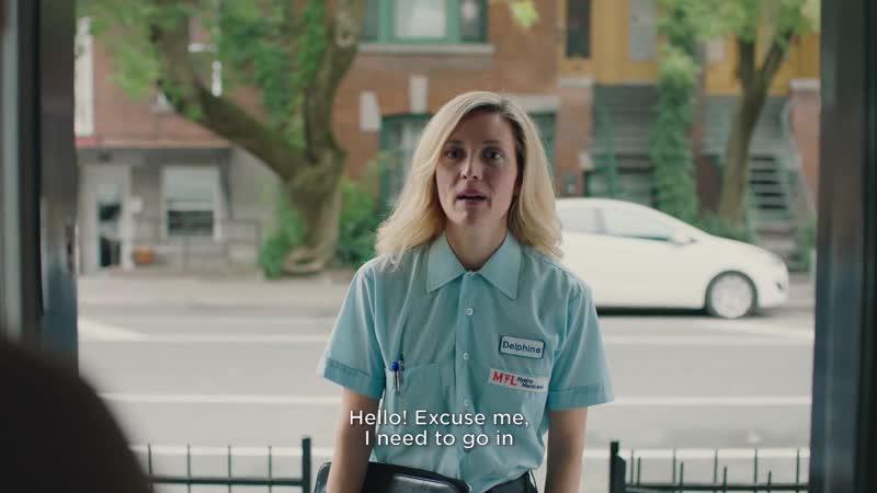 "Evelyne Brochu as Delphine in F/F II ""Le triangle"""