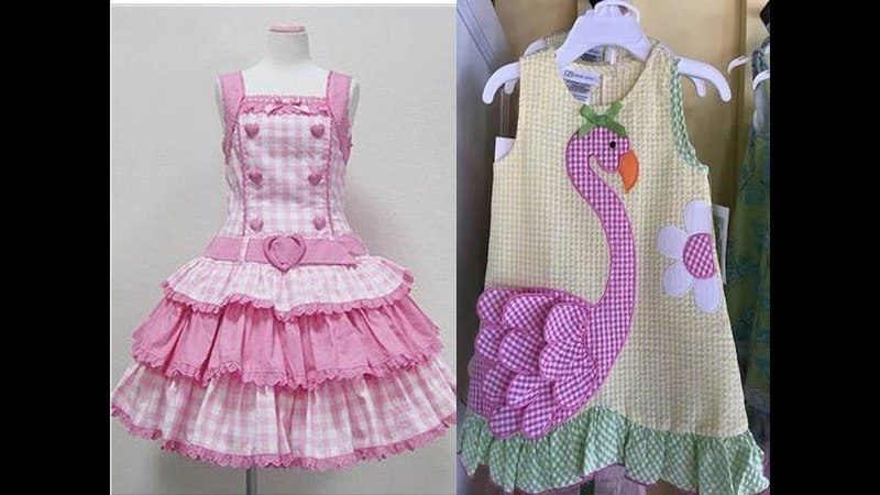 Latest Designs For Baby Frock || Best Baby girl frock designs || Unique Designs For Baby Frocks