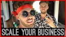 How to Scale Your Business From 6 to 7 Figures | Meridian Mastermind Bali Vlog 2019