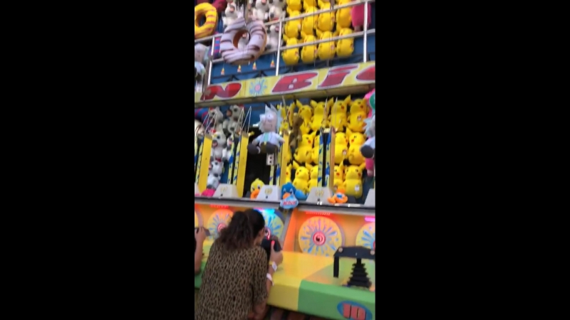 Личные видео / Джек на ярмарке «Оранж Каунти» Коста-Меса, 18 июля 2018.