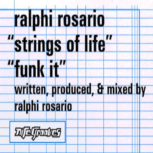 ralphi rosario альбом Strings Of Life / Funk It!