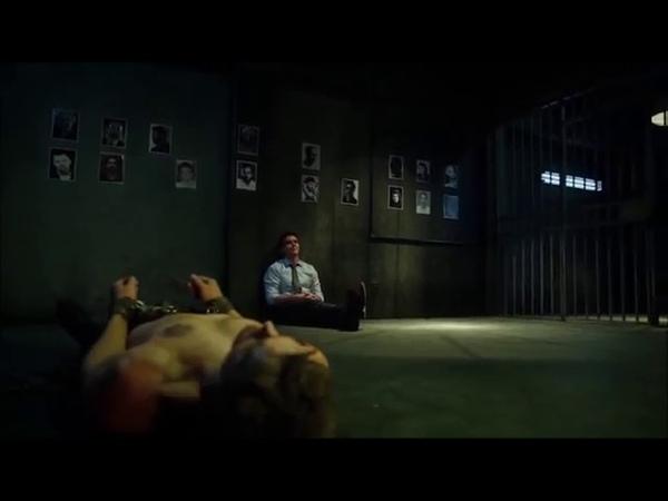 ADRIAN BREAKS OLIVER - Arrow S05E17