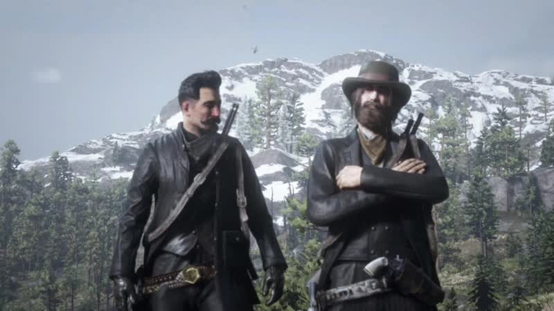 I found this guy AFK. Red Dead Online