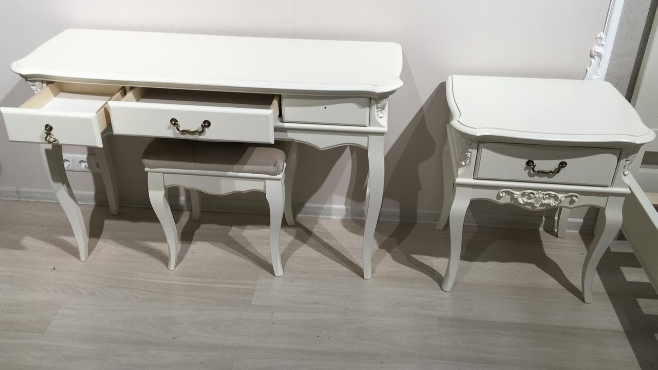 Белая мебель Marlette