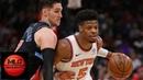 Chicago Bulls vs New York Knicks Full Game Highlights   April 9, 2018-19 NBA Season