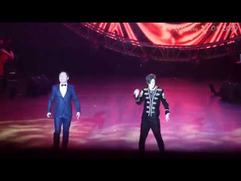 🔥🔥🔥 Dimash goes opera with his teacher @ Moscow - Brucia La Terra / Концерт Димаша в Москве / 迪玛希