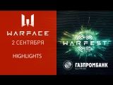 Warface: highlights