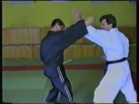 Станислав Малозёмов ведет уроки самозащиты. Урок №78