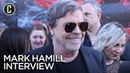 Mark Hamill on Meeting James Gunn and If He'll Be in 'Star Wars Episode IX'
