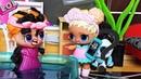 КУКЛЫ ЛОЛ СЮРПРИЗ МУЛЬТИКИ! ЧЬЯ ЭТО ШЕРСТЬ Мультики куклы lolsurprise doll
