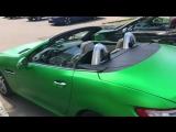 Кабриолеты Mercedes SLK250 в каршеринге VORON