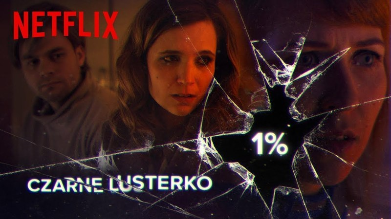 (RUS SUB) 1% | Black Mirror от польского Netflix