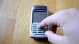 Sony Ericsson P900 videoreview