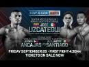 Бокс Jose Uzcategui vs Ezequiel Osvaldo Maderna