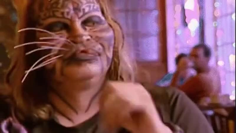 Деннис Авнер -- Человек кот