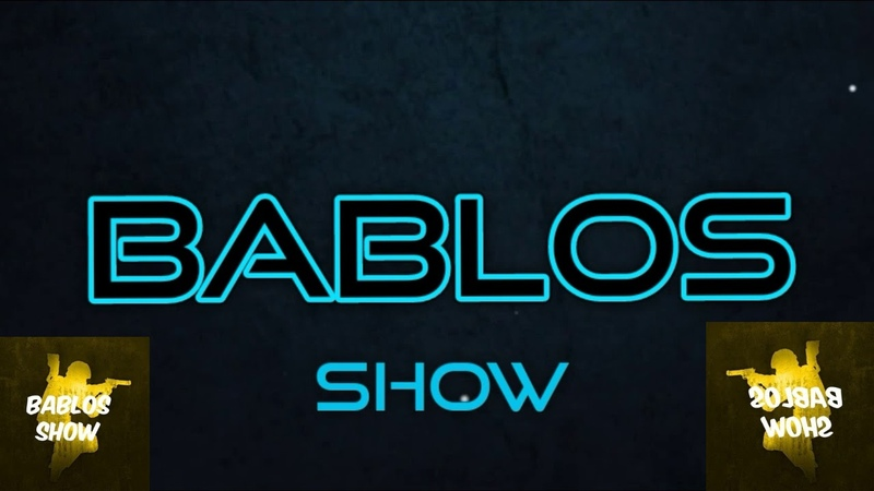 INTRO для Bablos Show ONTRO №2