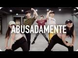 1Million dance studio Abusadamente - MC Gustta e MC DG / Rikimaru Chikada Choreography