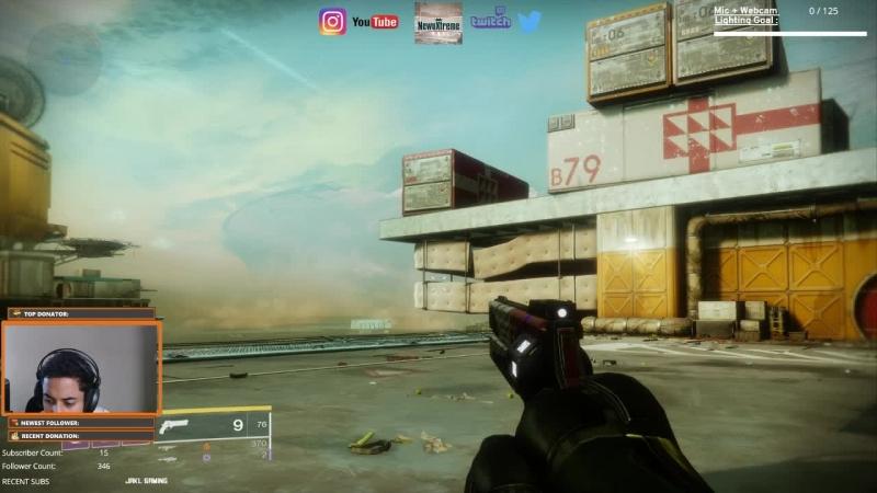 Destiny 2 PvP on PS4