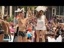 Nagenieten: dit was de Canal Parade tijdens Pride Amsterdam  - RTL NIEUWS