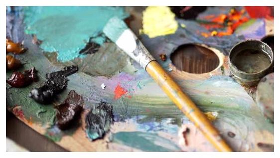 арт-терапия, кратко: 1. устал — рисуй цветы 2. злой — рисуй линии 3. болит — лепи 4. скучно — заполни листок бумаги разными цветами 5. грустно — рисуй радугу 6. страшно — плети макраме или делай