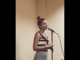 София Тарасова - You lost me (cover)