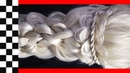 Braid Greek style | Hairstyles by REM | Copyright ©
