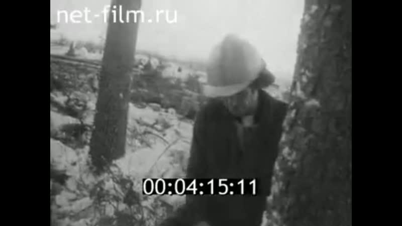 Поселок Гремячий 1978 год