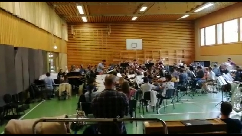 Люка Дебарг Fantasia Helvetica Lucas Debargue Mikhail Pletnev, piano Verbier Festival Orchestra