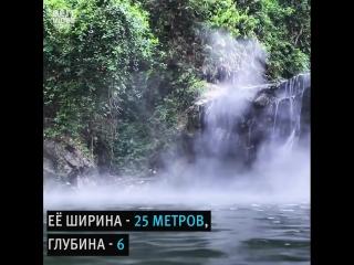 Эта река как огромное смертельное джакузи
