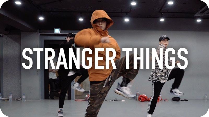 Stranger Things - Joyner Lucas Chris Brown / Junsun Yoo Choreography