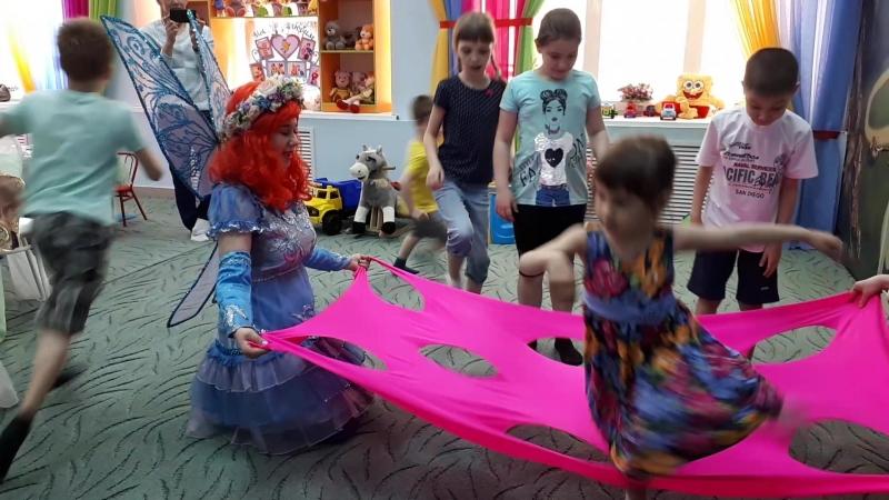 В сказочной школе Алфея играем с Блум