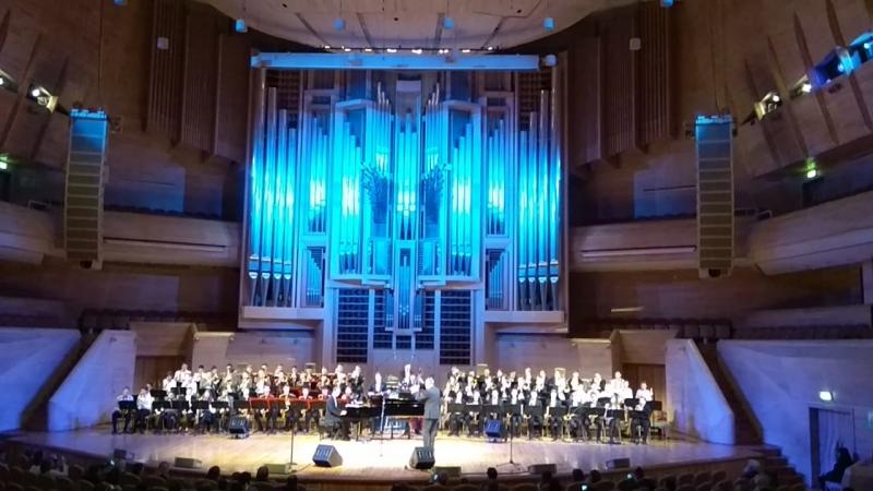 14 марта 2018 г., ММДМ, Триумф Джаза. Сводный оркестр, дирижер Павел Овчинников