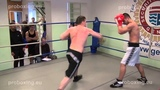 Dmitrijs Odinokijs 77,5 kg. VS Marcis Bumbiers 76,0 kg. 10.01.2015 proboxing.eu