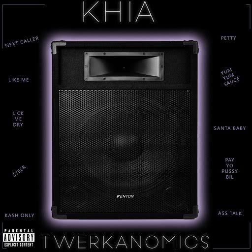 Khia альбом TwerkAnomics