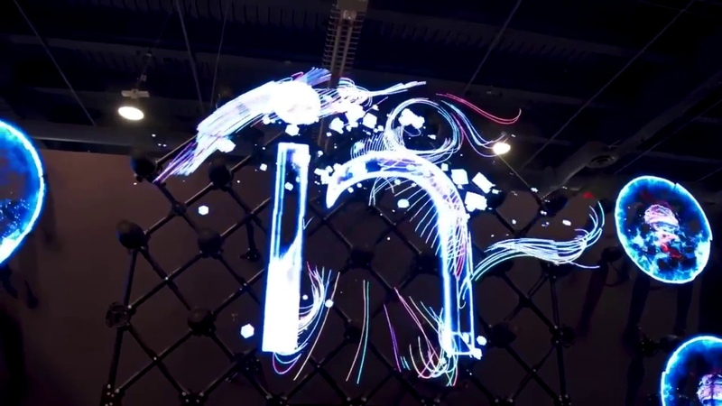 B•I•R•T•H - Голографический 3D вентилятор
