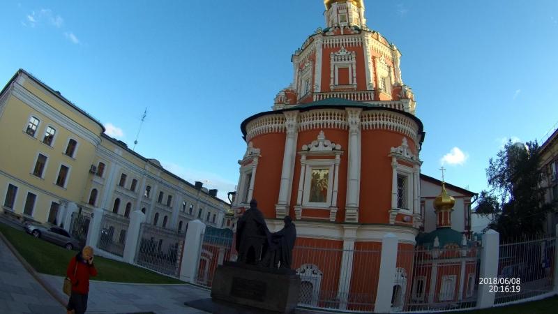Храм Богоявления Господня Москва