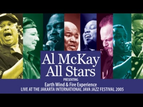 Earth Wind Fire Experience Reasons Live at Java Jazz Festival 2005