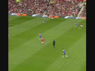 Luis Nani delivered this special strike v Chelsea back in 2012! #MUFC #TBT
