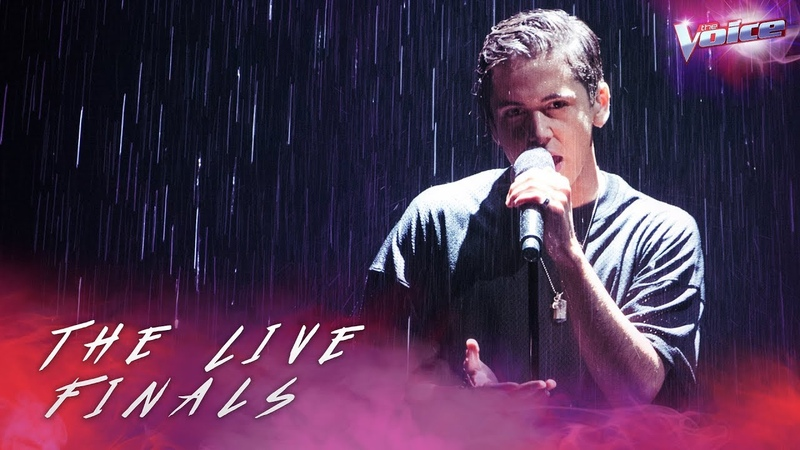 The Lives 1: Aydan Calafiore sings Can't Feel My Face | The Voice Australia 2018