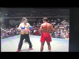 Dennis Alexio vs Boom Boom Byers