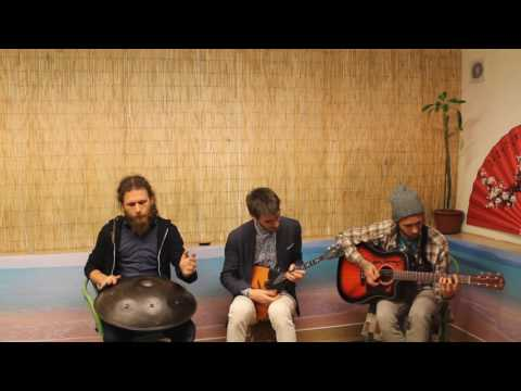 Pasha Aeon George Nefedov Eric Zenkov Handpan Balalaika Guitar HD 2016
