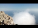 Крым, плато Ай-Петри, апрель 3018