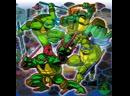 TMNT GameCube Doom Soma железный стрим часть 2