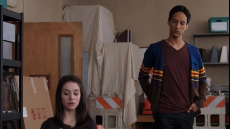 Community 1x17 - Educacion fisica