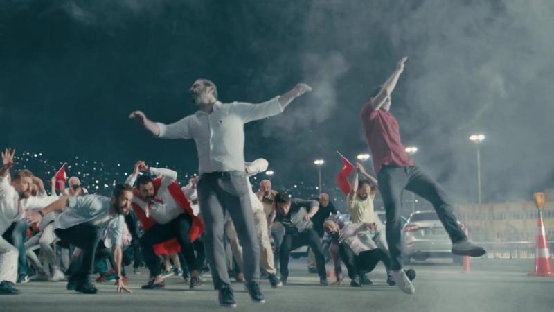 15 Temmuz Destanı Darbe için hazırlanan klip Vakit Gelir