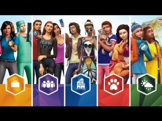 Сэкономьте до 50% на The Sims 4